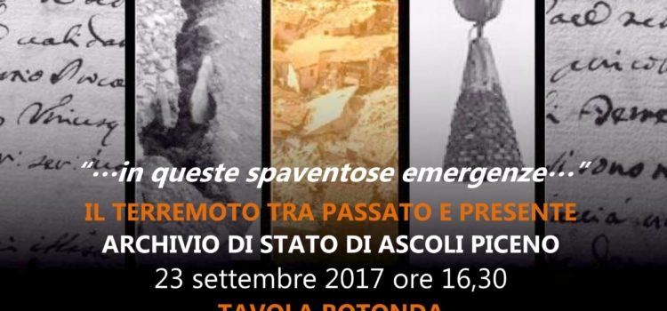 GIORNATE EUROPEE DEL PATRIMONIO – Sabato e Domenica 23-24 settembre 2017