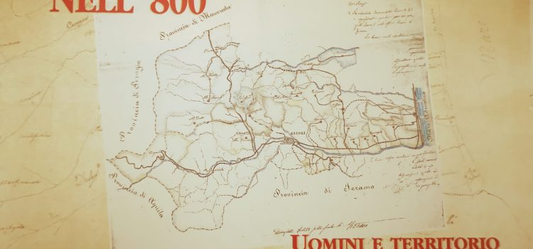 LA SALARIA ASCOLANA NELL'800 – uomini e territorio dall'Appennino all'Adriatico